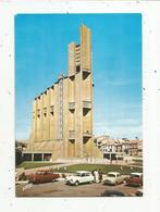 Cp ,automobiles , ROYAN, La Cathédrale,écrite ,ed De L'Europe, Citroen...,2 Scans - Voitures De Tourisme