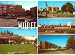 CPM* N°752 - LOT DE 6 CARTES DE MURET - Muret