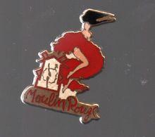 Pin's ARTHUS BERTRAND PARIS.MOULIN ROUGE.....BT3 - Arthus Bertrand