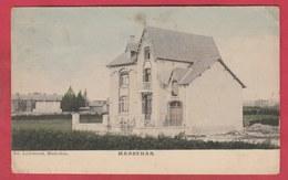 Marbehan ... Villa ... Jolie Carte Colorisée - 1910 ( Voir Verso ) - Habay