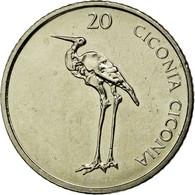 Monnaie, Slovénie, 20 Tolarjev, 2003, Kremnica, TTB, Copper-nickel, KM:51 - Slovénie