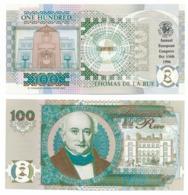 1996 // United Kingdom // Commemorative Bill // 100 // AU // SPL - Commémoratifs