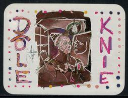 Rare // Etiquette De Vin // Cirque // Dôle, Cirque Knie - Etiquettes