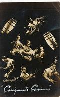 "Real Photo Cuban Band Cabaret "" Conjunto Casino "" Some Defects Salsa - Cuba"