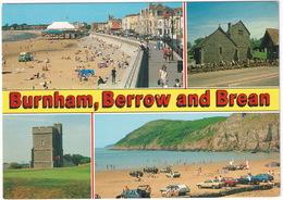 Burnham, Berrow And Brean: CITROËN BX, FORD CORTINA MK4, ESTATE, SIERRA, LAND ROVER SERIES 1, BEDFORD ICE-CREAM VAN - Toerisme