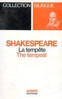 Théâtre : La Tempête (bilingue) Par Shakespeare - Théâtre