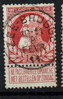 74  Obl  Zee-Brugge  +10  Aminci - 1905 Grosse Barbe