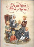 GF953 - BILDER ALBUM HAMBURG BAHRENFELD - DEUTSCHE MARCHEN - Sammelbilderalben & Katalogue
