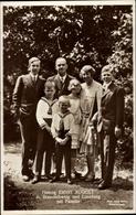Cp Duc Ernst August Von Braunschweig Mit Familie, Princesse Victoria Luise Von Prusse - Royal Families
