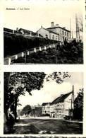 Assesse - La Gare, Chaussée De Marche (Ed. Vve Etienne Delhaize) - Assesse
