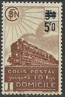 France - Colis Postaux - N° 226B Neuf Sans Charnière. - Parcel Post