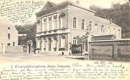 Chaudfontaine - Maison Communale (1905) - Chaudfontaine