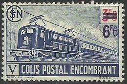 France - Colis Postaux - N° 229B Neuf Sans Charnière. - Parcel Post