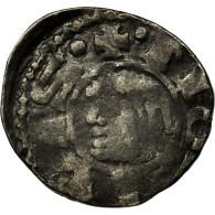 Monnaie, France, Dauphiné, Anonymes, Obole, Vienne, TB+, Argent, Boudeau:1048 - 476-1789 Monnaies Seigneuriales