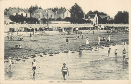 CP CHATELAILLON-PLAGE PLAGE ANIMEE - AA 9991 - Châtelaillon-Plage