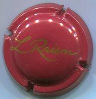 CAPSULE-CIDRE RAISON LOIC Rouge - Capsules & Plaques De Muselet