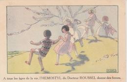 19 / 1 / 215.  - C P A   Enfants  Dansant   - ( Siné  Maggie  Salzedo  ) - Illustratoren & Fotografen