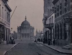 Saint-Ghislain Haut De La Rue Grande Et Eglise - Saint-Ghislain