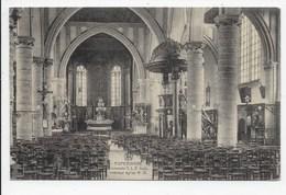 Poperinghe - Interieur Eglise N.-D. - Poperinge
