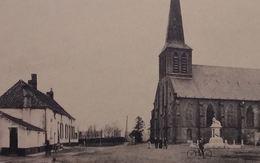 Tertre L'Eglise - Saint-Ghislain