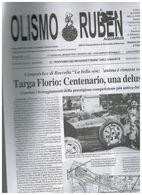 OLISMO RUBEN TRIMESTRALE CAMPOFELICE DI ROCCELLA CENTENARIO TARGA FLORIO - Automobile - F1