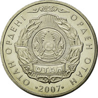 Monnaie, Kazakhstan, 50 Tenge, 2007, Kazakhstan Mint, SPL, Copper-nickel, KM:165 - Kazakhstan
