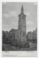 Namur - Eglise St, Jean - Nels Serie 16 - No. 73 - Dos Simple - Namur