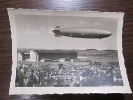 Third Reich Germany Zeppelin - Aviation