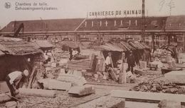 Soignies - Carrières Du Hainaut Chantiers De Taille - Soignies