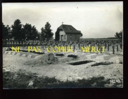 GUERRE 39/45 - CIMETIERE DU STALAG IV B - MUHLBERG/ELSE - ALLEMAGNE - Guerre, Militaire