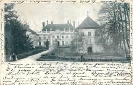 SUISSE - CHATEAU D'HAUTEVILLE PRES VEVEY - VD Vaud