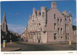Inverurie: FORD FIËSTA - Gordon Arms Hotel - (Scotland) - Toerisme