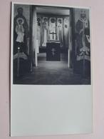 Regina Pacis SCHOTENHOF Bij Antwerpen BYZANTIJNSE KAPEL ( Fotokaart ) Anno 19?? ( Zie/voir Photo ) ! - Schoten