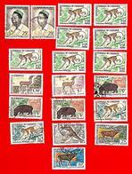 3373 -- CAMEROUM  --  Lot De Timbres; Neufs Et  Sans Gomme - Cameroun (1960-...)