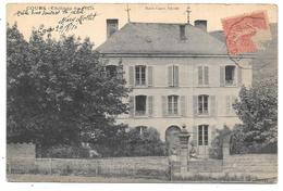69 - COURS - Château De L'Isle - Ed. Marie Canet - 1906 - Cours-la-Ville