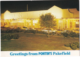 PONTIN'S Pakefield : AUSTIN 1800 BALANZA MK II, FORD CAPRI, CORTINA MK3, MG MGA '58, AUSTIN MINI - Toerisme