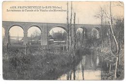 69 - FRANCHEVILLE Le BAS - Le Ruisseau De Tassin Et Le Viaduc Des Hermières -  N° 1658 - France