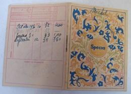 Calendrier. 14. Publicité De La Rhoféine Et Dessin De Couverture De D'Odette Zéau De 1950. - Calendriers