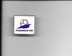 BEAU PIN'S FRANCE 98 - Football