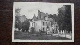 JONCHERY SUR VESLE- CHATEAU D'IRVAL - Jonchery-sur-Vesle