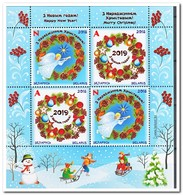 Wit Rusland 2018, Postfris MNH, Christmas - Wit-Rusland