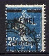 Memel 1920 Mi 20 B, Gestempelt [120119XXII] - Memelgebiet