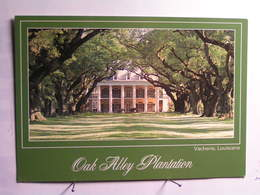 Vacherie - Oak Alley Plantation - Etats-Unis