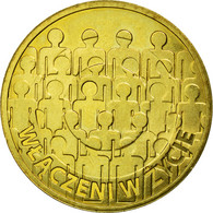 Monnaie, Pologne, 50th Anniversary Of The Polish Society For The Mentally - Pologne