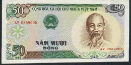 VIETNAM  P96   50  DONG   1985    UNC. - Viêt-Nam