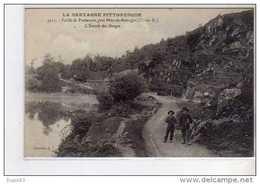 Vallée De Poulancre Près Mur De Bretagne - L'Entrée Des Gorges - Tès Bon état - France