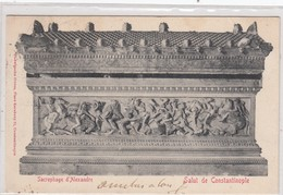 Constantinople. Sacrophage D'Alexandre. - Turkey