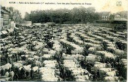 71 - Autun - Foire De La Saint-Ladre. - Autun