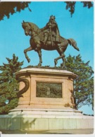 Iasi Monument Sculpture Statue Stefan Cel Mare Used (ask For Verso) Stationery - Monuments