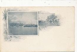 Pioneer Private Mailing Card Honolulu Harbor - Honolulu